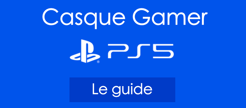 casque gaming ps5