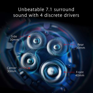 asus rog theta performances sonores