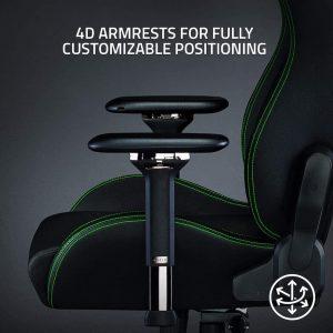 accoudoir fauteuil gamer