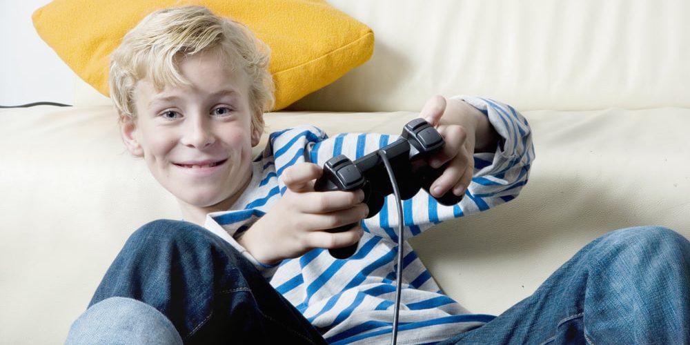 jeux videos enfants
